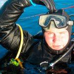 PADI Ice Diver e.Jääalune sukeldumine